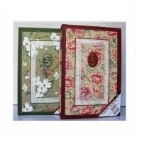 艾尚美 花卉系列6寸300张盒装相册 2301