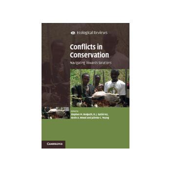 【预订】Conflicts in Conservation 9781107017696 美国库房发货,通常付款后3-5周到货!