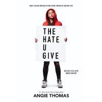 英文原版 黑暗中的星光 电影《你给的仇恨》原著 The Hate U Give Movie Tie-In Editio