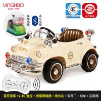 新款儿童电动车四轮摇摆童车遥控可坐小孩汽车男女婴儿宝宝玩具车
