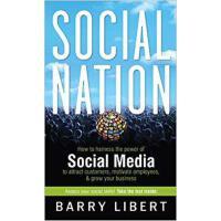 【预订】Social Nation 9780470599266