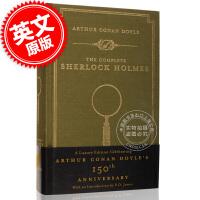 现货 福尔摩斯探案全集 精装 150周年纪念版 柯南道尔 英文原版小说 Complete Sherlock Holme