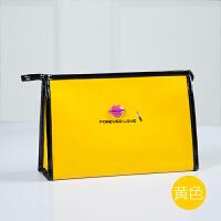 化妆包韩国收纳包小号防水收纳袋女便携手拿包旅行卡通洗漱包