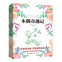 正版 木偶奇遇记 小学生青少年版课外书必读三四五六年级阅读书籍中国儿童文学世界经典名著童话故事课外阅读畅销书籍