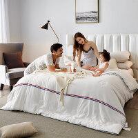 棉花被芯棉胎被褥学生被子冬被花新疆棉被加厚保暖 220*240cm 总重9斤