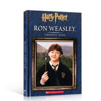 【全店300减100】哈利波特系列 Ron Weasley: Cinematic Guide 英文原版 经典电影指南收藏