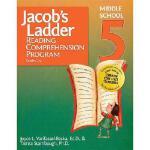【预订】Jacob's Ladder Reading Comprehension Program, Level 5: