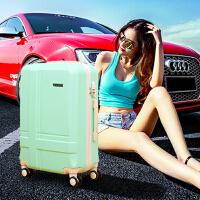 学生皮箱20寸可爱行李箱女韩版24寸小清新拉杆箱28寸大容量旅行箱