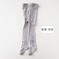 儿童夏季棉连裤袜薄款宝宝婴儿连体袜女童0-5岁打底裤袜
