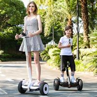 2018新款 电动平衡车儿童智能思维漂移两轮扭扭车学生代步车手扶杆 36V