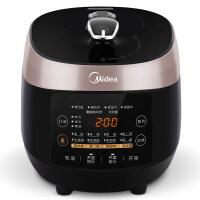 美的(Midea)电压力锅 5L容量 快速开盖 智能记忆 24小时智能预约 压力煲 PSS5048P