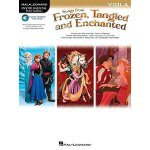 【预订】Songs from Frozen, Tangled and Enchanted: Viola 9781480