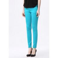 [A50-102]新款女士女装长裤显瘦牛仔裤46