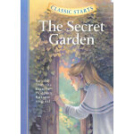 Classic Starts Audio: The Secret Garden 《秘密花园》(含CD,精装) ISBN 9781402773594