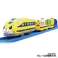 电动三节火车卡通型可爱玩具礼物小火车老虎巧虎 抖音