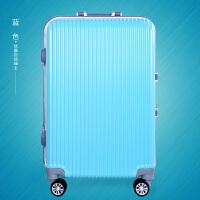 万向轮铝框拉杆箱旅行箱包大小20寸行李箱登机密码男女24寸皮箱子