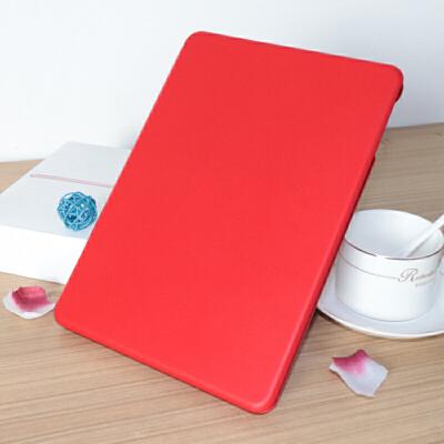 老款ipad2保护套爱派9.7英寸平板电脑壳子lpad4壳ipad3代外套A1460外壳1430全包 ipad234通用 红色