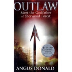 【新书店正版】 Outlaw Angus Donald(安古斯・唐纳德) Little Brown UK via LB