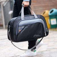 新款男士大容量旅行包手提短途出差包女小号单肩健身包旅游行李包