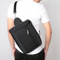 户外运动男士包包a4公文包男包商务休闲手提包竖款多功能IPAD单肩包牛津纺