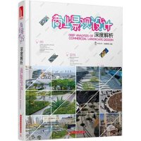 商业景观设计深度解析 商业购物街区办公科技园区 园林景观环境设计书籍