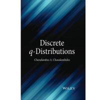 【预订】Discrete Q-Distributions 9781119119043