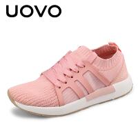 【1件2折价:47元】UOVO2020新款女鞋春单鞋韩版春季成人款休闲鞋平底鞋潮流行运动鞋 芬迪