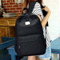 高中学生双肩包小学生书包男女防水尼龙背包轻巧旅行包