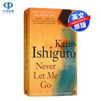 英文原版 别让我走 Never Let Me Go 2017诺贝尔文学奖得主作品 石黑一雄 电影原著小说 英国进口书 正