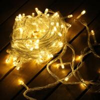 LED彩灯闪灯串灯满天星卧室宿舍婚庆节日装饰灯户外防水小灯泡串