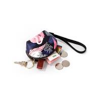 少女零钱包小清新迷你可爱手拿多功能硬币袋钥匙卡包
