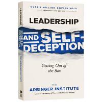 领导力与自欺欺人 英文原版书 Leadership and Self-Deception Getting Out of