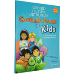 Oxford Picture Dictionary Content Areas for Kids 英文原版 牛津学科字