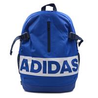 阿迪达斯Adidas CV8387双肩包 男女大童书包学生男女休闲运动包