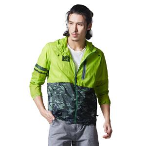 AIRTEX亚特防晒抗紫外线登山旅行运动跑步透气钓鱼迷彩男式皮肤风衣