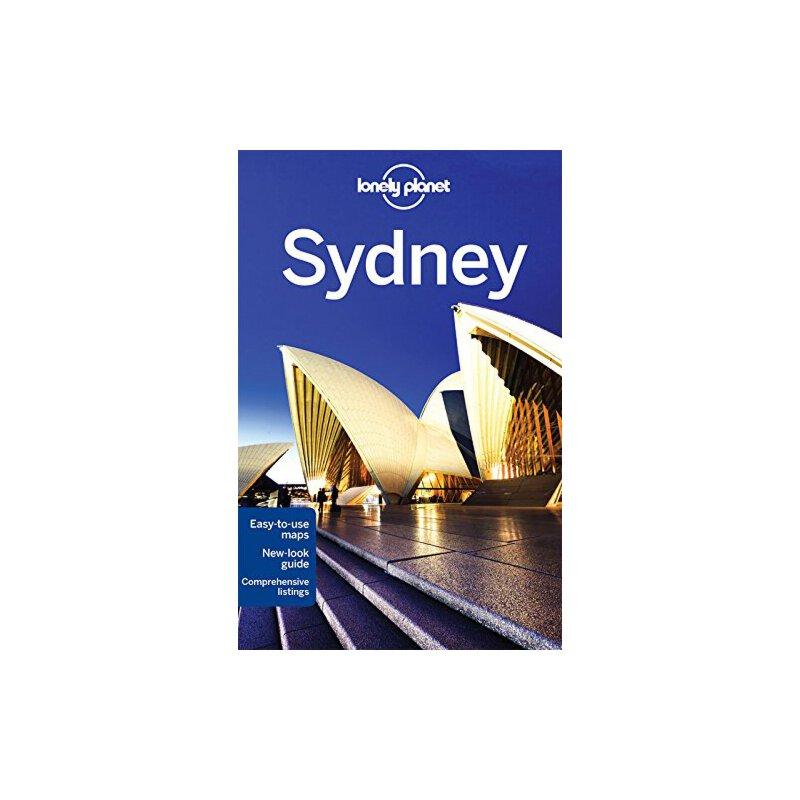Lonely Planet Sydney 孤独星球城市旅行指南:悉尼 英文原版