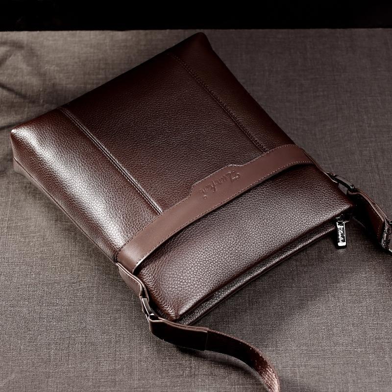 真皮男包男士包包单肩包斜挎包休闲牛皮包背包挂包新款潮
