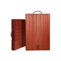 【支持礼品卡】乌檀木菜板实木砧板案板整木家用长方形切菜板不发霉 iz9