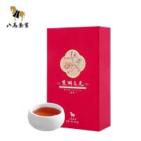 八马茶业 云南普洱茶熟茶东湖之光系列小泡装盒装茶叶48克