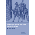 【预订】Performance and Literature in the Commedia dell'Arte 97