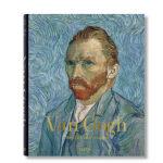 梵高画册 Van Gogh 艺术大师梵高绘画 油画作品集书籍 大师画册画集 进口原版