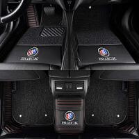 适用于18款别克GL6昂科威君越新君威GL8威朗昂科拉英朗GT全包围汽车脚垫