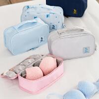 旅行收纳袋整理袋内衣收纳包布艺行李箱衣服衣物内裤袜子
