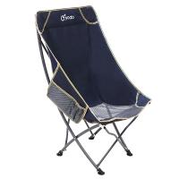 休闲沙滩躺椅午休椅月亮椅子户外便携折叠椅子靠背椅凳子