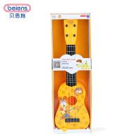 儿童吉他玩具仿真可弹奏初学者乐器女孩趣味尤克里里a154 加菲猫趣味吉他