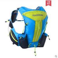 美观精致户外双肩包水袋包马拉松轻量化背心式越野跑步背包12L
