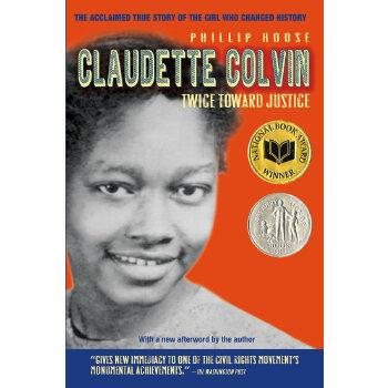Claudette Colvin劳德特·科尔文(荣获纽伯瑞银奖)ISBN9780374302368