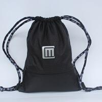 旅行背包学生简易书包男女运动包健身包抽绳双肩包轻便