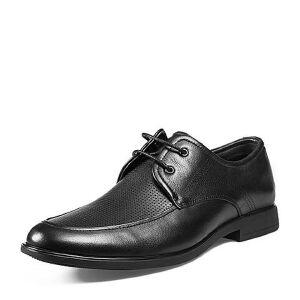 Belle/百丽2018夏新品专柜同款牛皮男商务休闲鞋5RH01BM8