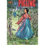 【预订】Pigling: A Cinderella Story; A Korean Tale